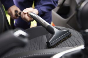 DIY Auto Detail: Guide to Removing Vomit from Your Car's Upholstery   Premier Auto Detailing