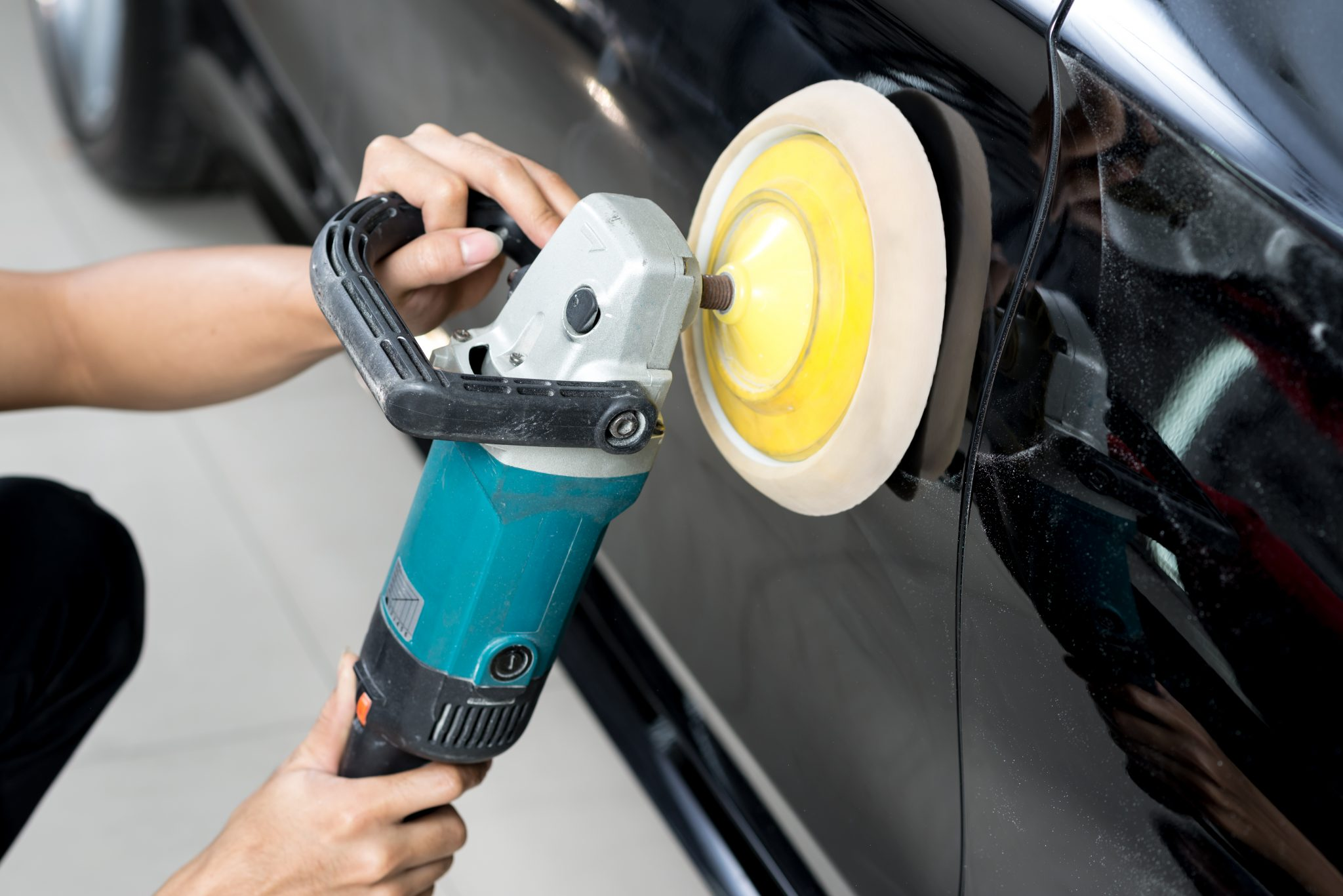 Learn how to buff out a car scratch with these tips and perhaps a professional's help.