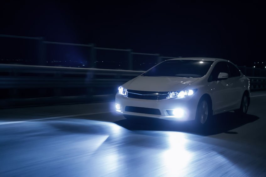 Recognize the signs you should restore your headlights so you stay safe when driving at night.