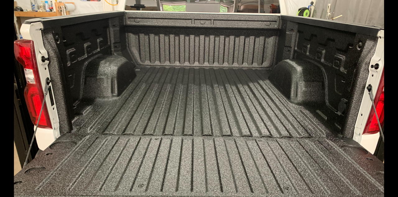 Scorpion Truck Bed Liners